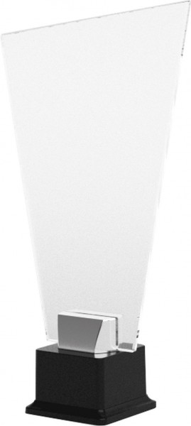 elegante Kristall-Trophäe-Sockel
