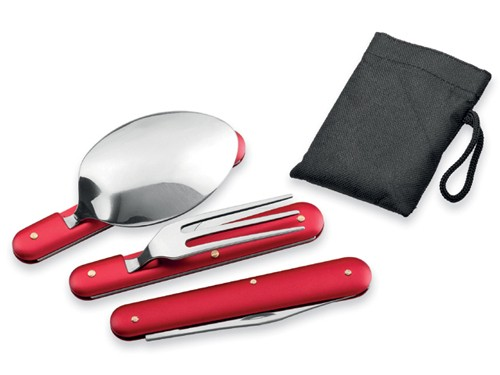 3-teiliges Outdoor-Besteck-Set