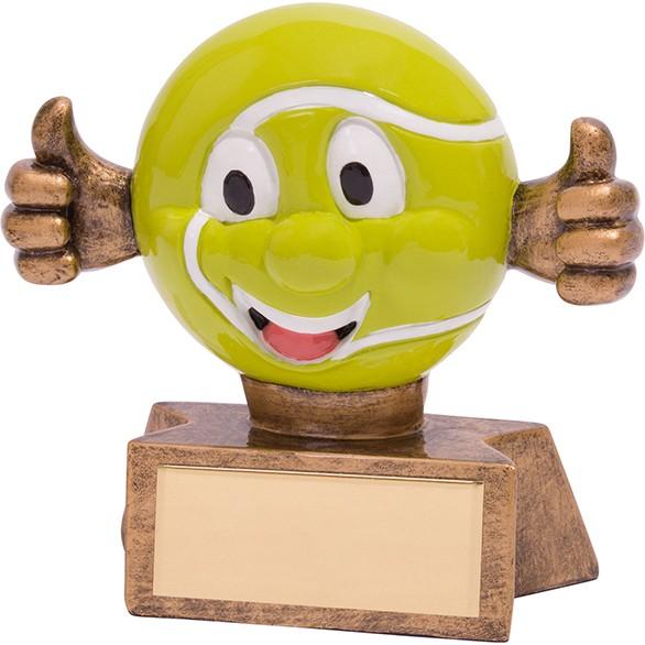 "Tennis-Award "" Smiler """
