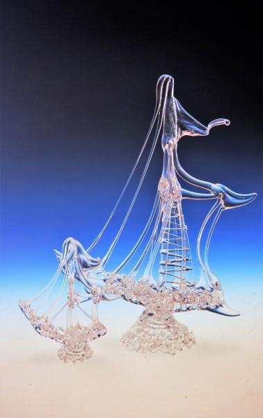 Kristallsegelschiff