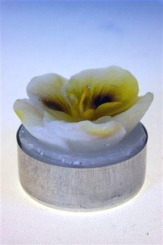 Teelicht Blume