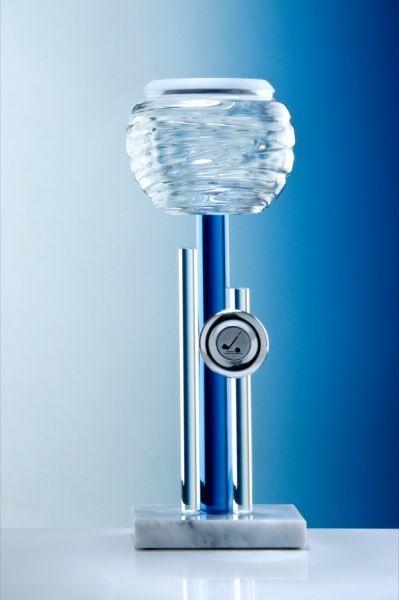Farbglasstangen-Pokal