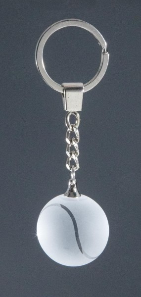 Tennis-Schlüsselanhänger