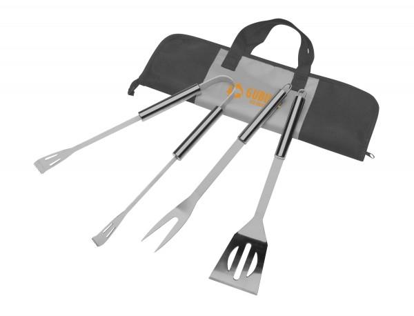 3-teiliges BBQ-Kit