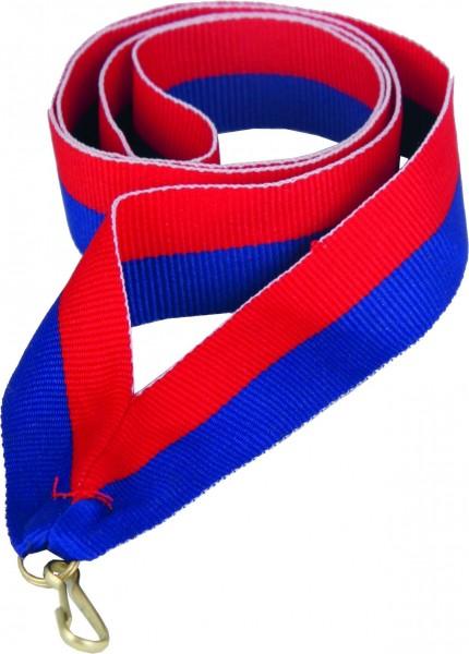 rot-blaues Band für Medaillen