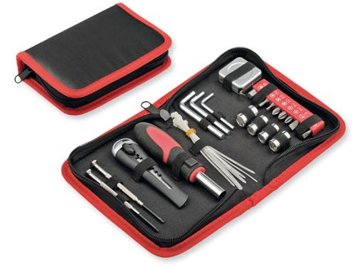 Werkzeugset mit 32 Funktionen