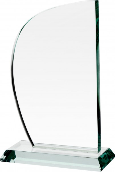 elegante Kristall-Trophäe