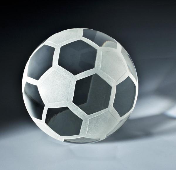 Kristallfußball 4 & 8 cm