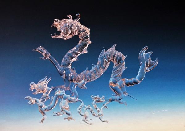 Kristall-Drachen