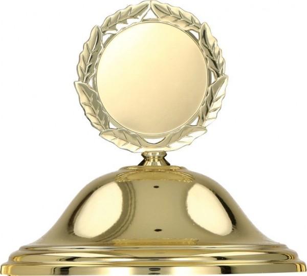 """Metalldeckel für Pokal """" Gold """""""