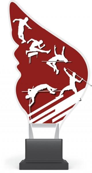 "Acrylglas-Pokal "" Sport-Athletics """