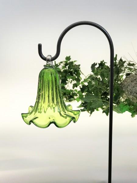 Mini-Glocke opitk grün