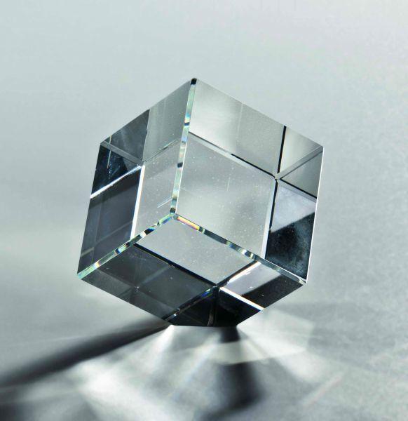 Würfel Kristallklar