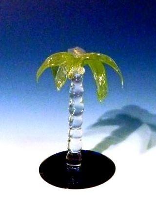 Kristall-Palme